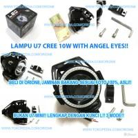 LAMPU U7 CREE LED TRANSFORMER MURAH MER aksesoris / acc untuk di mobil