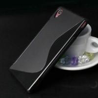 Sony Xperia M4 Aqua - S Wave Line Soft  Case | Casing Hp | Sarung Hp |