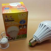 MITSUYAMA EMERGENCY 7W LAMPU LED NYALA DGN SENTUHAN JARI
