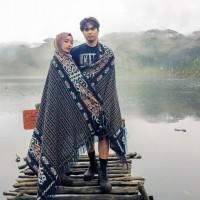 Jual Aksesoris Tenun Toraja model Blanket Bahan Katun  Handmade Best seller Murah