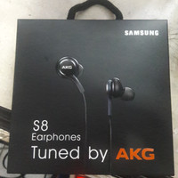Samsung S8 AKG Original New ori 100 persen headset headphone earphone