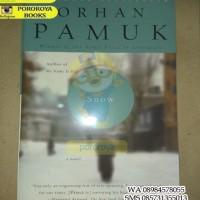 Novel Orhan Pamuk SNOW (Bahasa Inggris)