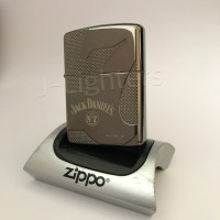 Korek Zippo Original 28817 Armor Jack Daniels Ebony