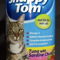 Harga makanan kucing snappy tom tuna with sardine chunk 400g | antitipu.com