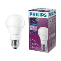 harga Bohlam Led Philips 10,5 Watt Lampu Led 10 W 10 Watt  Putih Cool Dayl Tokopedia.com