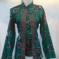 harga Blus Batik Jumbo   Blouse Jumbo   Baju Batik Jumbo Tokopedia.com