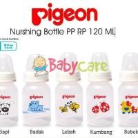 Jual  PIGEON BOTOL SUSU BPA FREE 120ml Murah