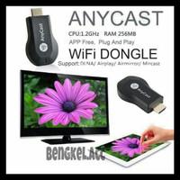 ANYCAST DOGLE HDMI WIFI DISPLAY RECEIVER TV SMARTPHONE MIRACAST