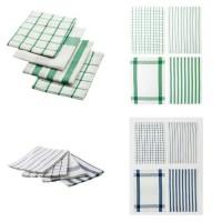 harga Ikea Elly ~ Lap Dapur | Kitchen Towel | 50x65 Cm| 1 Set Isi 4 Pcs Tokopedia.com