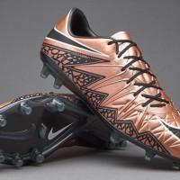 Sepatu Bola Nike Hypervenom Phinish FG Metallic Red Bronze