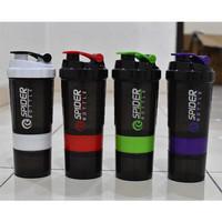 Botol Minum Shaker - Spider Bottle Shaker 600ml B-66