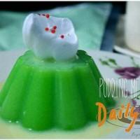 Puding Melon Instan Murah