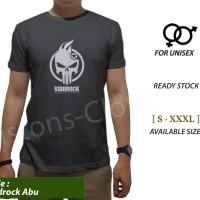 Kaos distro Kiddrock kidd rock Abu tshirt branded pria baju cowok