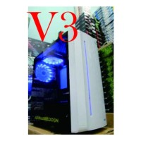Pc Gaming-design grafis core i5 with Vga R7 250