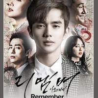 DVD Drama Korea Remember War of The Son