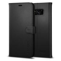 SPIGEN SGP Wallet S Series Samsung Galaxy S8 Original - Black