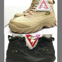 MODEL BARU Sepatu Tactical Oakley Sabotage 6 sepatu boot pria wanita