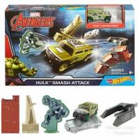 Track Hot Wheels Hulk Smash Attack (marvel)