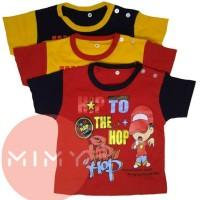 SSC0002 Set Baju Anak Tangan Pendek Celana Pendek - Hip Hop