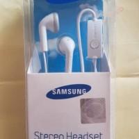 HANDSFREE EARPHONE HAEDSET SAMSUNG J1ACE J1 PRIME ORIGINAL 100%
