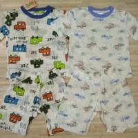 Baju setelan anak branded lokal Bobo Kids / stelan anak murah