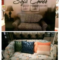Titip beli Sofa cover 2 seater Informa
