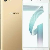 HP OPPO A71 - RAM 2/16GB OPPO 4G LTE 7.1 GARANSI RESMI OPPO 1 THN