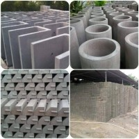 Paving block, Buisbeton, Box Culvert, Kanstin, Pagar Panel, U-Ditch.