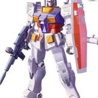 Bandai MG 1/100 Gundam RX 78 2 RX-78-2 RX78 ver.ka ver ka ver. ka