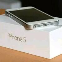 IPhone 5 Internal 64 GB New Segel Harga merakyat