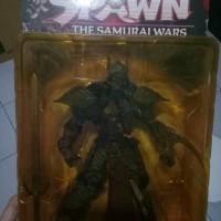 Samurai Spawn from Mcfarlane Toys Samurai Wars series