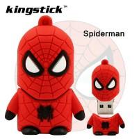 USB Flashdisk Lucu Berkarakter 16 GB SPIDERMAN