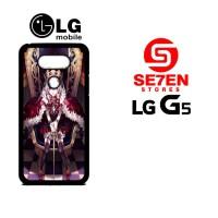 Casing HP LG G5 anime queen Custom Hardcase