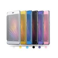 Casing Hp Cover Samsung J5 Prime J5 Pro J7 Prime Flip Cover Miror Case