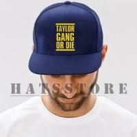 Topi Snapback Logo Taylor Gang Or Die