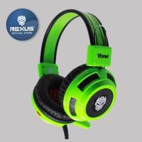 Headset Gaming Game gamers REXUS VONIX F26