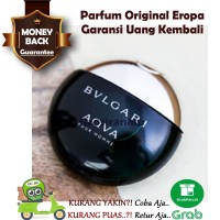 Parfum Pria Original Bvlgari Bulgari Aqua Aqva For Men Asli Ori Reject