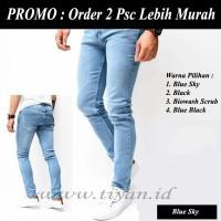 Jual Best Seller Celana jeans pria skinny murah kualitas premium Murah