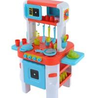 ELC Toys Little Cooks Kitchen/ Mainan ELC Masak-masakan dengan Suara