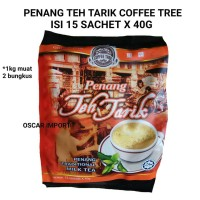 PENANG TEH TARIK ISI 15 SACHET TRADITIONAL MILK TEA 600G