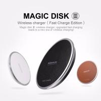 Jual Terlaris Wireless Charger Nillkin Magic Disk III NEW Fast Charge Murah