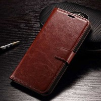 MURAH   Leather Flip Cover Wallet Sony Xperia Z2 Case dompet casing HP