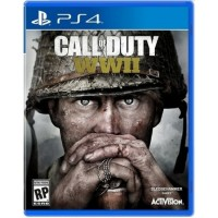 Game PS4 Call of Duty WWII