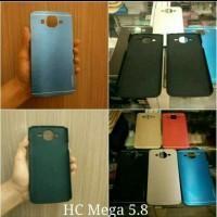 Metal case motomo Samsung mega 5 8 hardcase cover casing 5 8 in T19