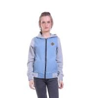 Jaket / Sweater / Hoodies Wanita / Outwear Female Sky Denim - H 2531