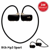 PROMO Sony Walkman Sports MP3 Nwz W273 8GB hitam black gold wireless