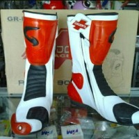 Harga sepatu balap roadrace gordon not speed sidi alpinestar scoyco komine 3c9c927c76