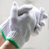 sarung tangan tukang rajut katun pekerja bangunan buruh bengkel tamb