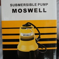 Pompa Air Celup Dc 1 In Moswell Pompa Kolam