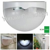 Jual LAMPU TAMAN & DINDING LED SENSOR SOLAR CELL/TENAGA MATAHARI Murah